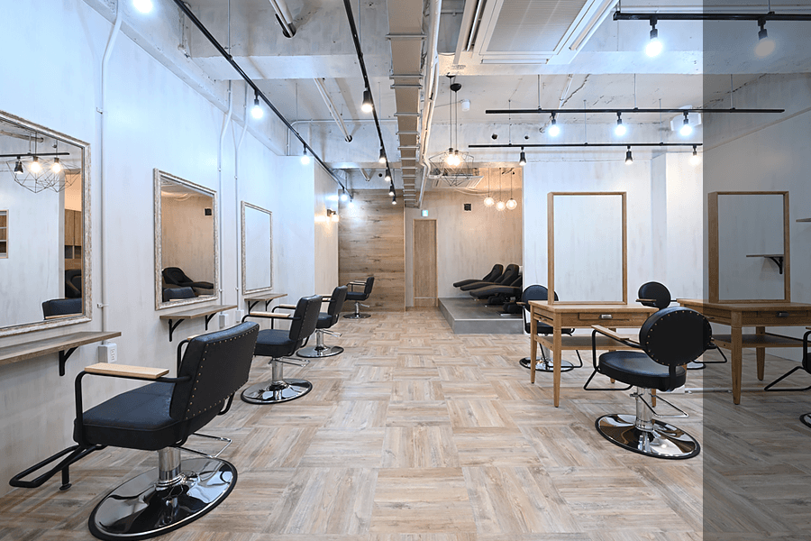 SOURCE hair atelier 堺東